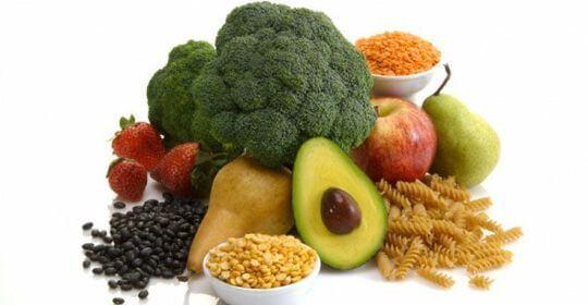 La fibra ayuda a eliminar la grasa abdominal