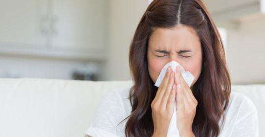 La contaminación favorece el sindrome de inflamación de mucosas